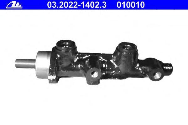 Главный тормозной цилиндр ATE 03202214023