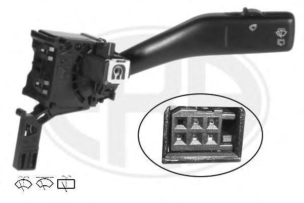 440446 ERA Выключатель на колонке рулевого управления