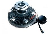 TR16346 KORTEX Вискомуфта вентилятора (с электр. адаптером),