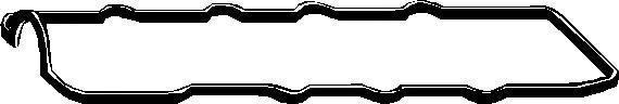 Прокладка, крышка головки цилиндра ELRING 323799