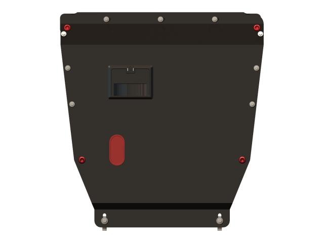 Защита двигателя(шериф) + пыльники SHERIFF 080464
