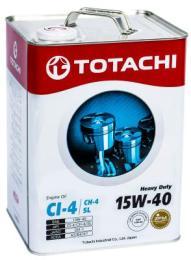 Масло моторное минеральное 15W-40 6 л. TOTACHI 4562374690318