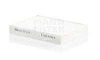 CU22016 MANN-FILTER Фильтр, воздух во внутренном пространстве