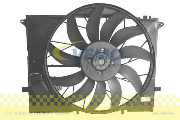 V30010006 VAICO VEMO Вентилятор, охлаждение двигателя