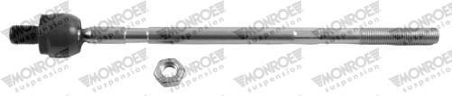 L27208 MONROE Осевой шарнир, рулевая тяга