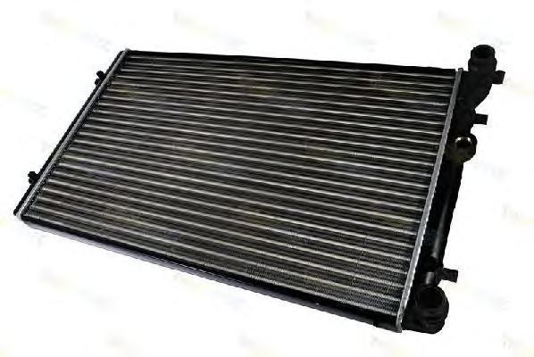 Радиатор, охлаждение двигател THERMOTEC D7W001TT