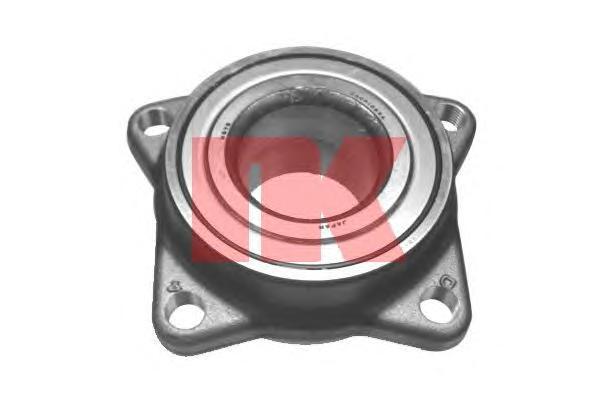 753009 NK Подшипник ступицы колеса, комплект