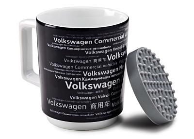 7E0069601A VAG Фарфоровая кружка Volkswagen Commercial Vehicles Mug