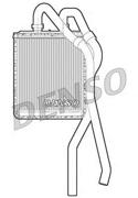 DRR12020 DENSO Теплообменник, отопление салона