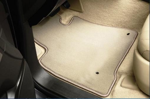 NLT041211112KH NOVLINE Текстильные коврики в салон Audi A4 АКПП