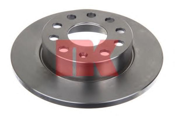 204794 NK Тормозной диск