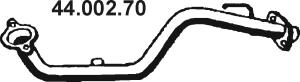 Труба выхлопного газа EBERSPACHER 4400270