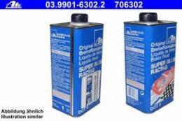 Тормозная жидкость ATE 03990163022