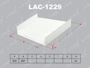 LAC1229 LYNX Фильтр салонный