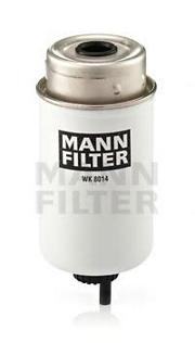 WK8014 MANN-FILTER Топливный фильтр