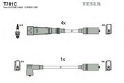 T701C TESLA Комплект проводов зажигания