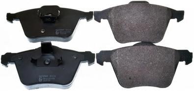 Комплект тормозных колодок DENCKERMANN B111116