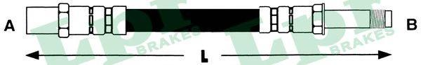 6T46720 LPR Тормозной шланг