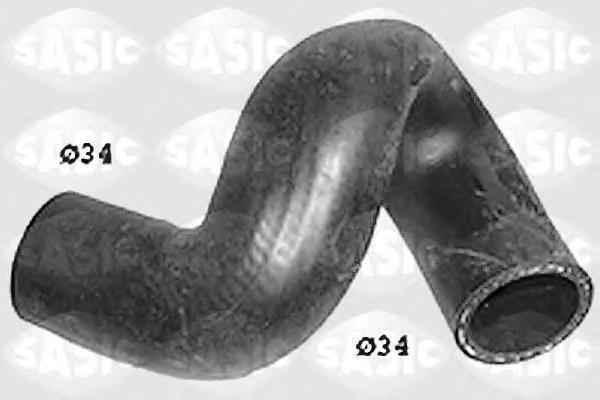 SWH6748 SASIC Шланг радиатора