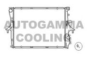 103943 AUTOGAMMA Радиатор, охлаждение двигателя