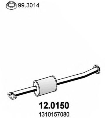 120150 ASSO Катализатор