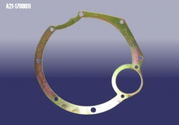 Пыльник (двигатель-кпп) обод металл CHERY A211700011