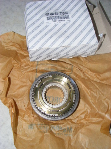 Синхронизатор 3-4 ducato mlgu, ducato rus (250) 06-2.3 FIAT/ALFA/LANCIA 9567437888
