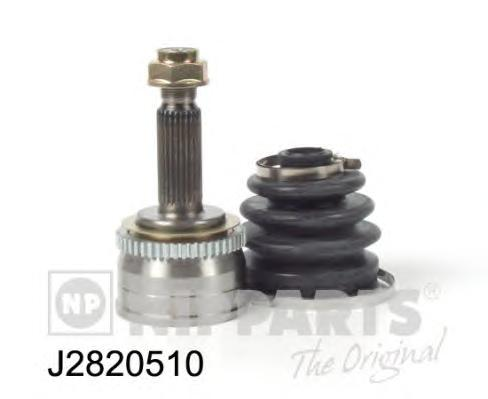 J2820510 NIPPARTS Шарнирный комплект, приводной вал