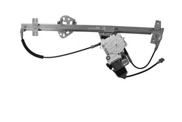 0153101 TRUCKTEC Подъемное устройство для окон