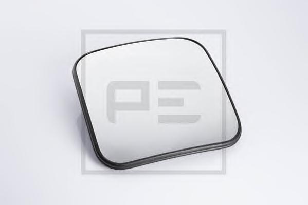 Зеркальное стекло, широкоугольное зеркало PE AUTOMOTIVE 10806400A