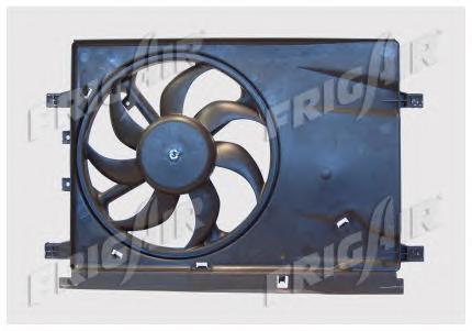 Вентилятор, охлаждение двигателя FRIG AIR 05042014