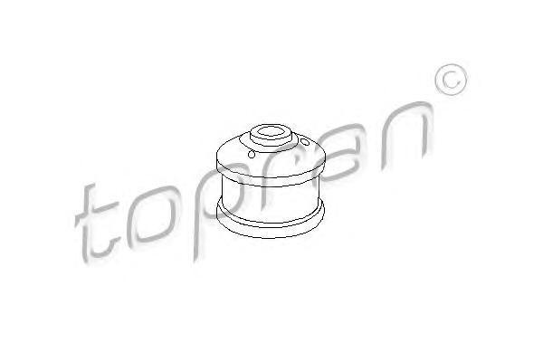 104184 TOPRAN Подвеска, рычаг независимой подвески колеса