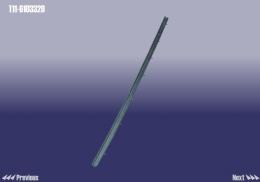 Уплотнитель стекла пер прав внутр CHERY T116103320