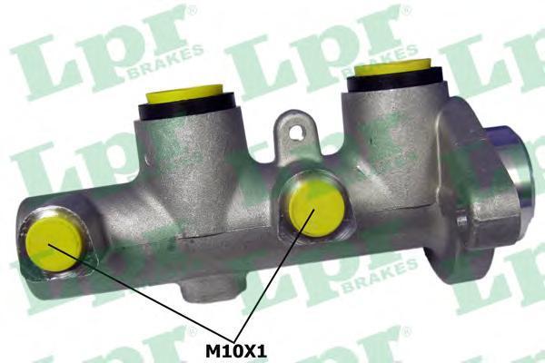 1272 LPR/AP Главный тормозной цилиндр