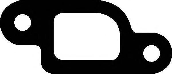 026628H CORTECO Прокладка, выпускной коллектор