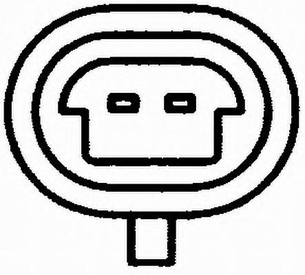 6PT009107271 HELLA Датчик температуры охлаждающей жидкости