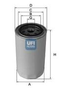 2316400 UFI Масляный фильтр
