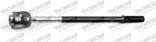 L15206 MONROE Осевой шарнир, рулевая тяга