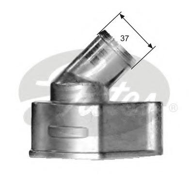 Термостат, охлаждающая жидкость GATES TH15087G1