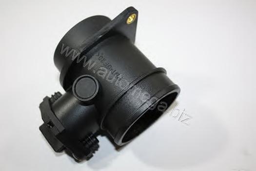 309060461037C AUTOMEGA Расходомер воздуха AUDI-A3 ,6 , VW-GOLF-IV, PASSAT, SHARAN 1.8  08/97-06/03