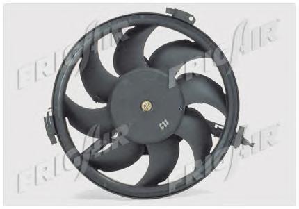 05101664 FRIG AIR Вентилятор, охлаждение двигателя