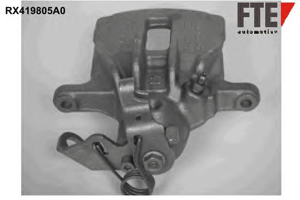 Тормозной суппорт FTE AUTOMOTIVE RX419805A0