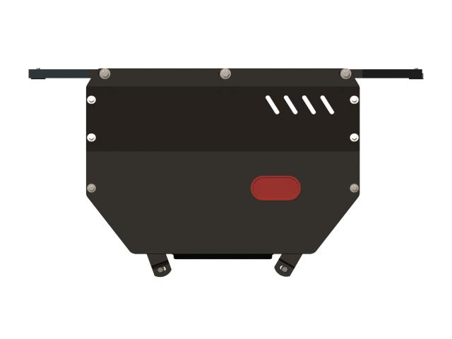 Защита картера, Кузов: 8C ; B4, сталь 2 мм, вес: 8,08, время  установки: 15-30 мин. SHERIFF 020091