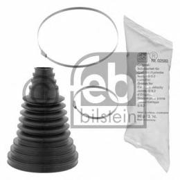06175 FEBI Комплект пыльников (универсальный, с металлическими хомутами)