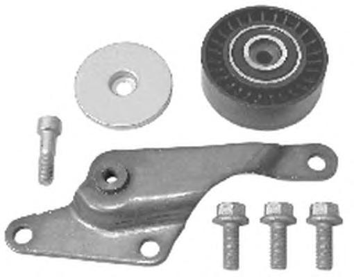 0219243 TRUCKTEC ремонтный комплект, рычаг натяжки поликлинового ремня
