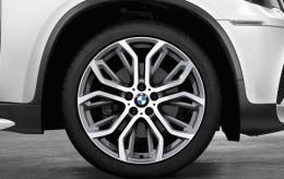 36112166624 BMW К-т колес в сб., летний, дов. до блеска