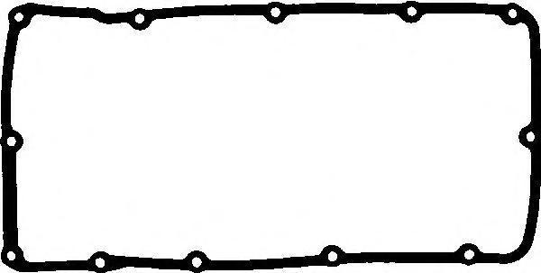 713409800 REINZ Прокладка, крышка головки цилиндра