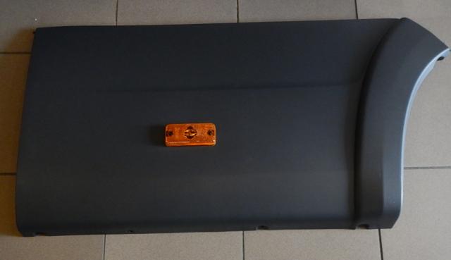Накладка заднего бампера, правая FIAT/ALFA/LANCIA 735491685