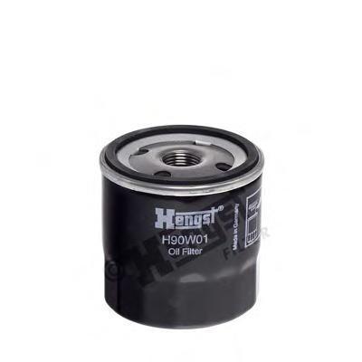 Масляный фильтр HENGST FILTER H90W01