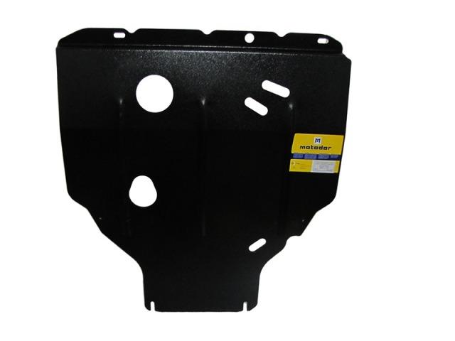 Защита стальная 2 мм д, кпп MOTODOR 01427